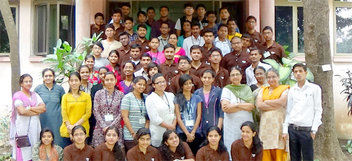 Group Photograph of Students at NIUS Camp